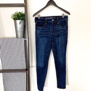 American Eagle Outfitters   Hi-Rise Skinny Jean 8